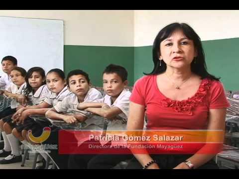 Donación de Pupitres Colegio FAZ pradera Valle