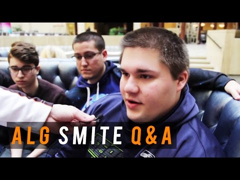 ALG Smite Answers Your Questions!