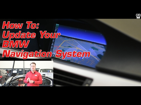 How To: Update Your BMW Navigation System And Map. DIY Tutorial