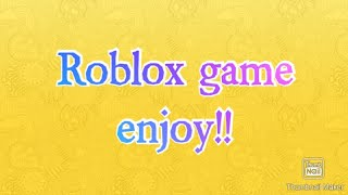 Roblox game| Chauncey ph