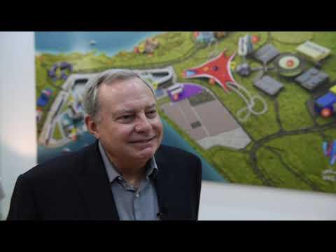 Mark Gsellman, vice president, theme parks, Farah Experiences