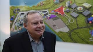 Mark Gsellman, vice president, theme parks, Farah Experience