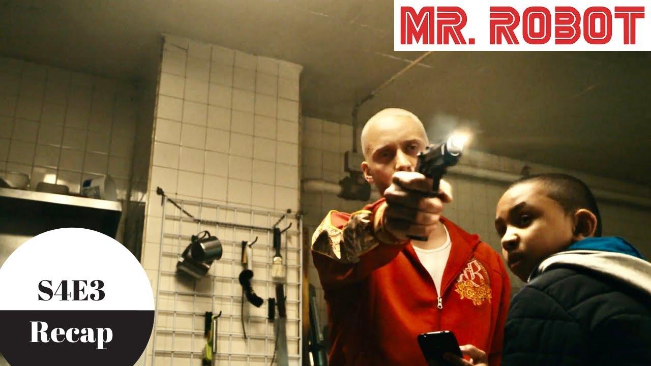 Download Mr Robot - Season 4 Episode 3 Recap - Spoilers