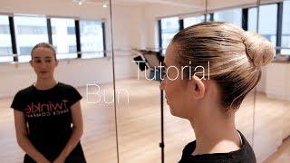 Ballet Bun Tutorial