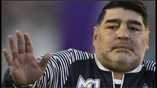 Argentine football legend Diego Maradona has died at the age of 60