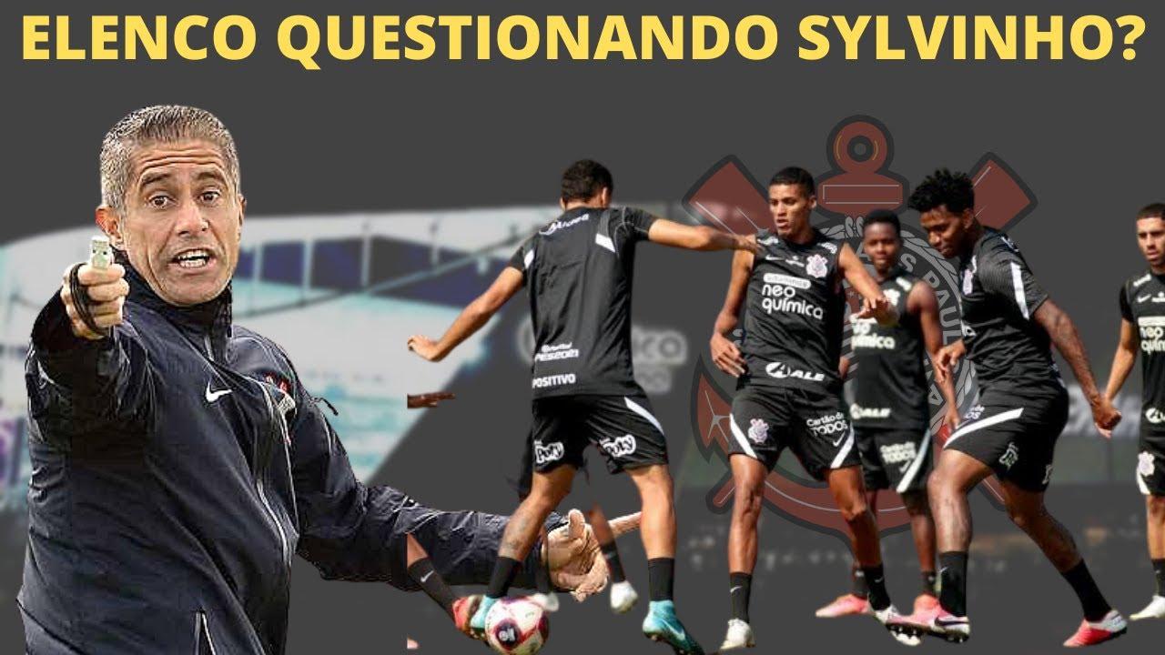 PARTE DO ELENCO JA QUESTIONA SYLVINHO !!!!