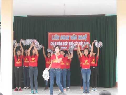 THCS Quảng Văn- Quảng Xương - Thanh Hóa - Lớp 8B