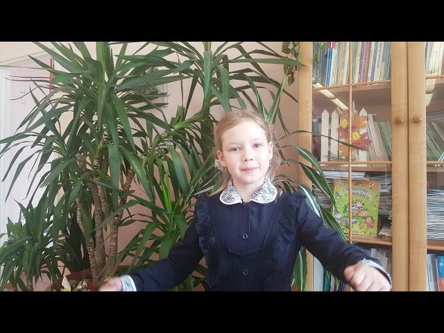 Изображение предпросмотра прочтения – ВалерияПешникова читает произведение «Небылица в лицах» (Русский фольклор )