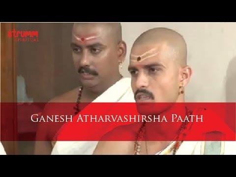 Ganesh Atharvashirsha Paath