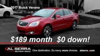 Al Serra Buick-GMC January Savings