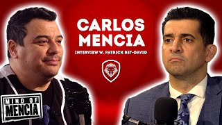 Carlos Mencia Heated Interview with Patrick Bet-David