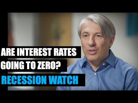🔴 A Recession