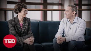 Uğur Şahin and Özlem Türeci Meet the scientist couple driving an mRNA vaccine revolution  TED