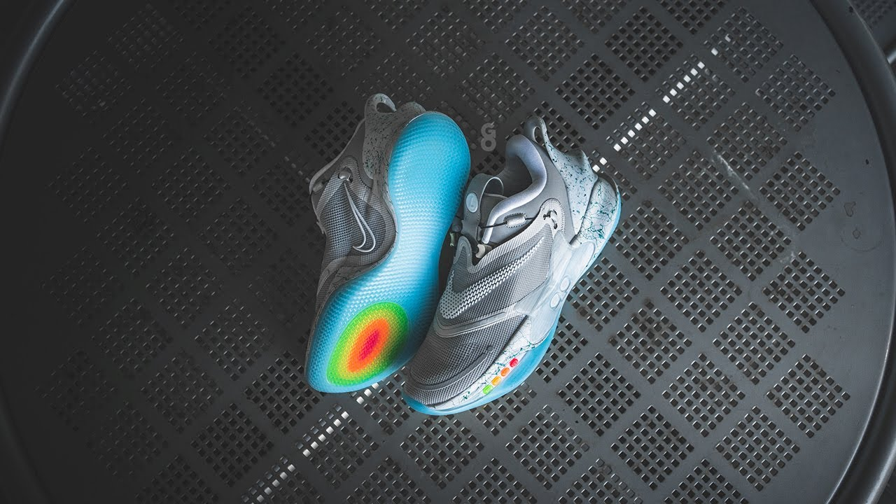 Nike Adapt Bb 2 0 Mag Review On Feet Youtube