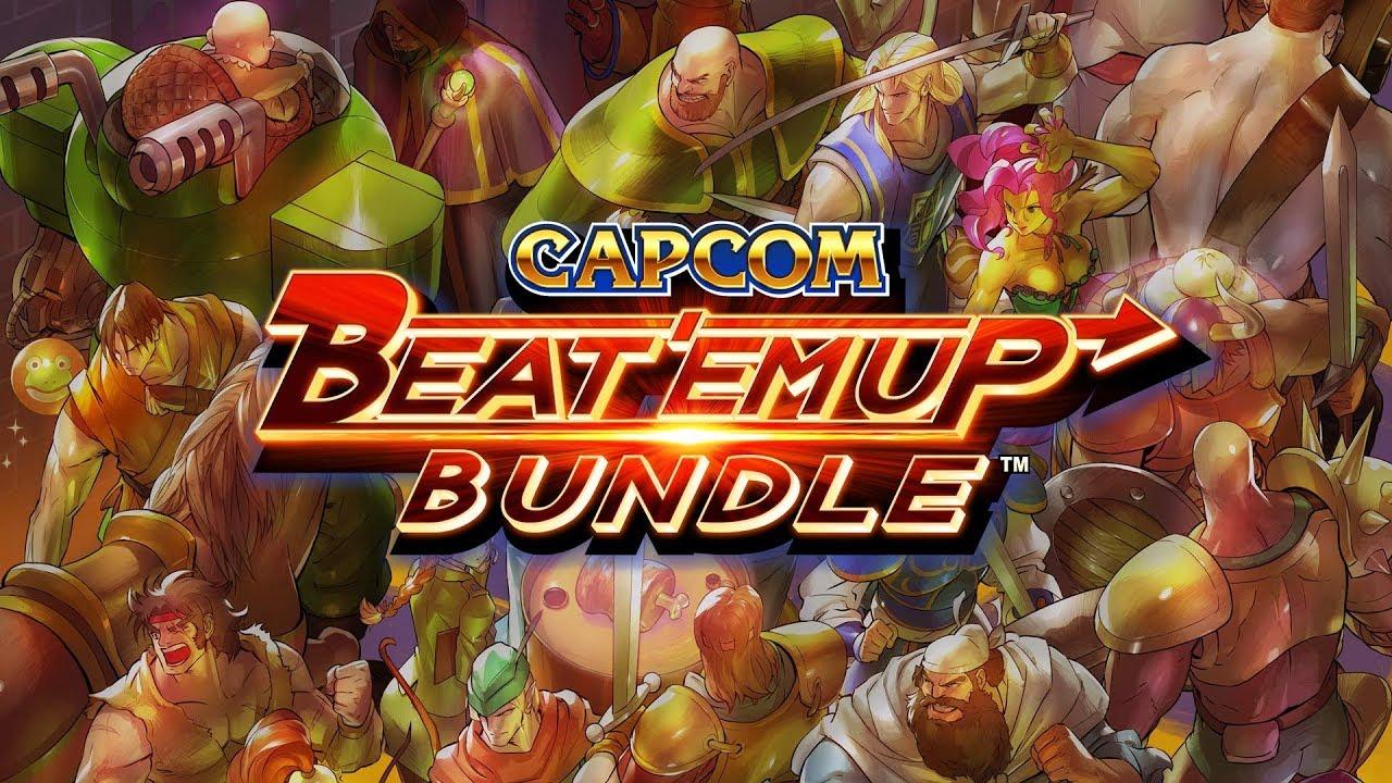 [Download] - CAPCOM BEAT 'EM UP BUNDLE (PC DL) - [Old ...