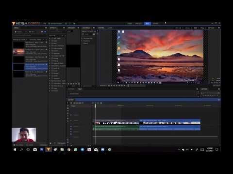 Cara Edit dan Hasilkan Video Guna Hitfilm Express Percuma