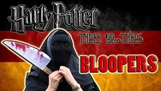 Harry Potter | The Three Brothers | Bloopers