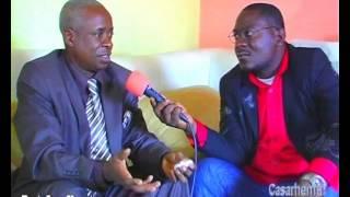 Témoignage du pasteur Jean Ngama ressus...