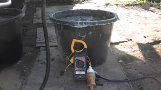 Строительный миксер Skill 1609 LA его реальная мощность