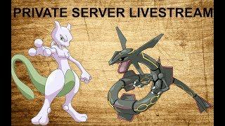 Project Pokemon Roblox Private Server Livestream 2!!! GIVEAWAYS!!!