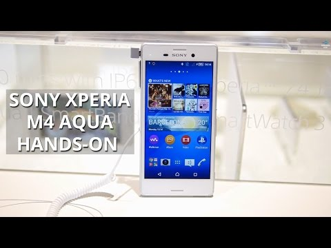 sony xperia m4 aqua manual