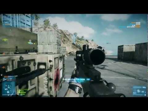Battlefield 3 Wake Island Recon Class
