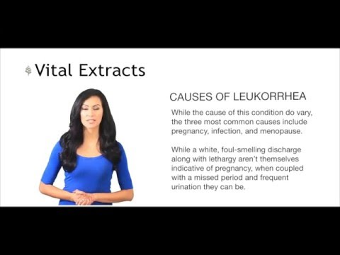 Causes of Leukorrhea