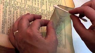 Fix Dog-eared pages:  Save Your Books