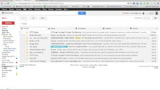 How to enable a preview your google calendar in gmail.