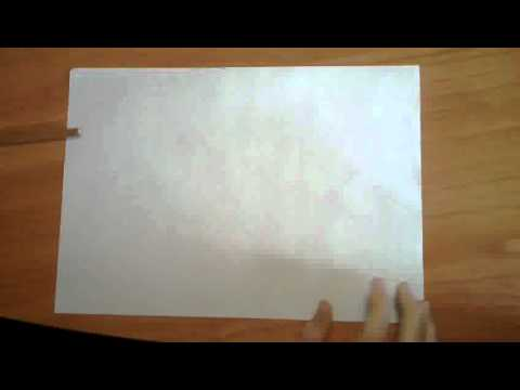 Tutorial inutile come colorare un foglio bianco di bianco - Foglio laminato bianco ...