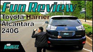 SUV Favorit Konglomerat Udah MURAH! - Toyota Harrier FUN REVIEW | LUGNUTZ Indonesia