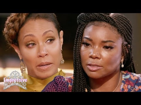 Jada Pinket Smith and Gabrielle Union confront each other after 17 years of feuding