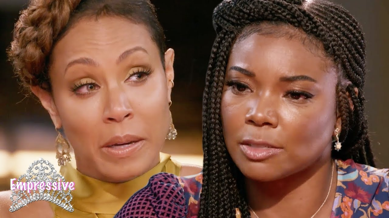 Jada Pinket Smith and Gabrielle Union confront each other after 17 years of feuding #1