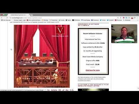 U.S. Supreme Court & Writs of Certiorari explained by Attorney Steve