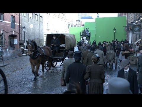 SHERLOCK HOLMES Bloopers   Behind the scenes   Visual Effects breakdown