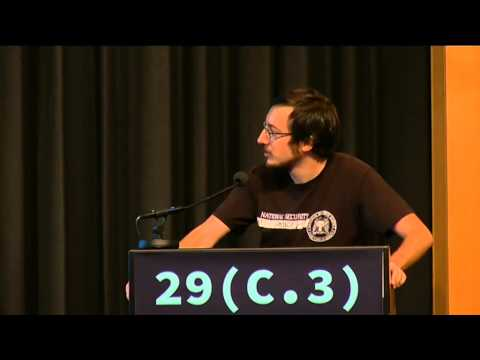 29C3: Hash-flooding DoS reloaded: attacks and defenses (EN)
