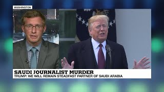"""US - """"There will no further punishment for any Saudi official involved in Khashoggi"""