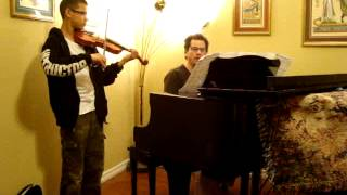 Just The Way You Are by Billy Joel (Violin & Piano Duet)