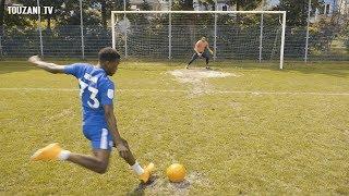 VOETBAL CHALLENGE: CHELSEA TALENT vs TOUZANI