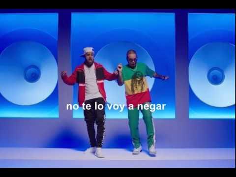 X (EQUIS) Nicky Jam x J. Balvin Letra Español