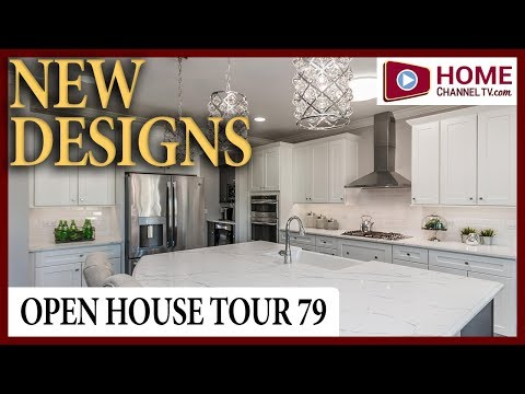 House Tour 79 – New Home Designs at Springfield Pointe in Bloomingdale
