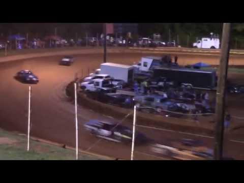 Winder Barrow Speedway Stock Eight Feature Race 6/13/15