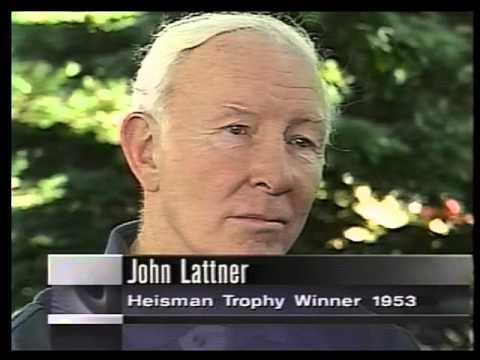Heisman Heroes: John Lattner