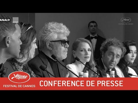 POST PALMARES - Conférence De Press - VF - Cannes 2017
