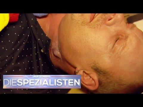 Pest zurück! Kamera-Team wegen des schwarzen Todes in Quarantäne | Die Spezialisten | SAT.1 TV