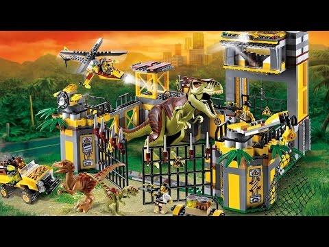 Мультфильм LEGO Jurassic World на русском12 Серия  Лего Динозавры Мир юрского периода# Юрский период