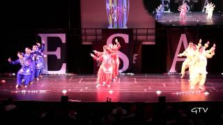 East Side Alliance @ Worlds Best Bhangra Crew 2014
