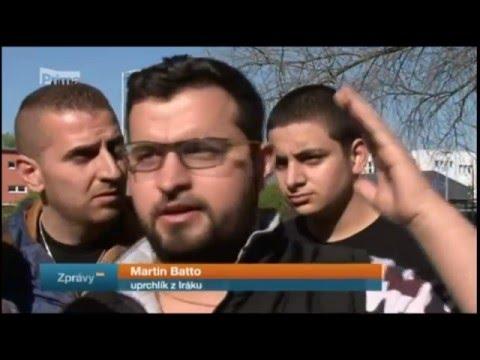 Iráčtí uprchlíci v ČR - NF Gen21 se ozývají nespokojení dárci