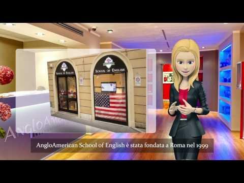 AngloAmerican School of English Presentation