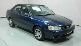 Preowned 2001 Toyota Corolla Midland MI